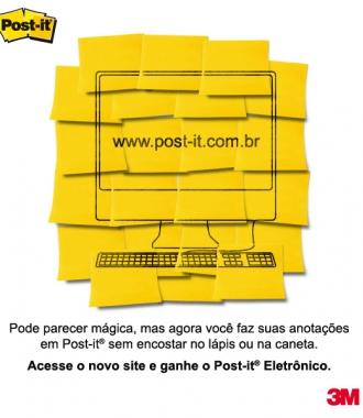 e-mkt Post-it® Eletrônico