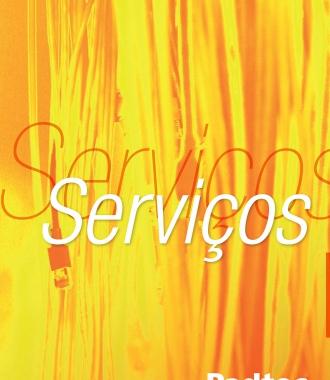 Brochura de Serviços